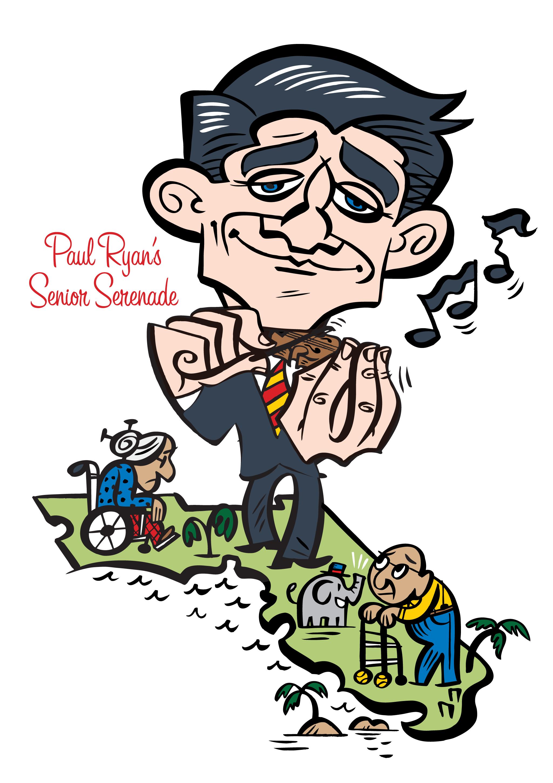 Paul Ryan, Bringing Out The Senior Citizen Vote