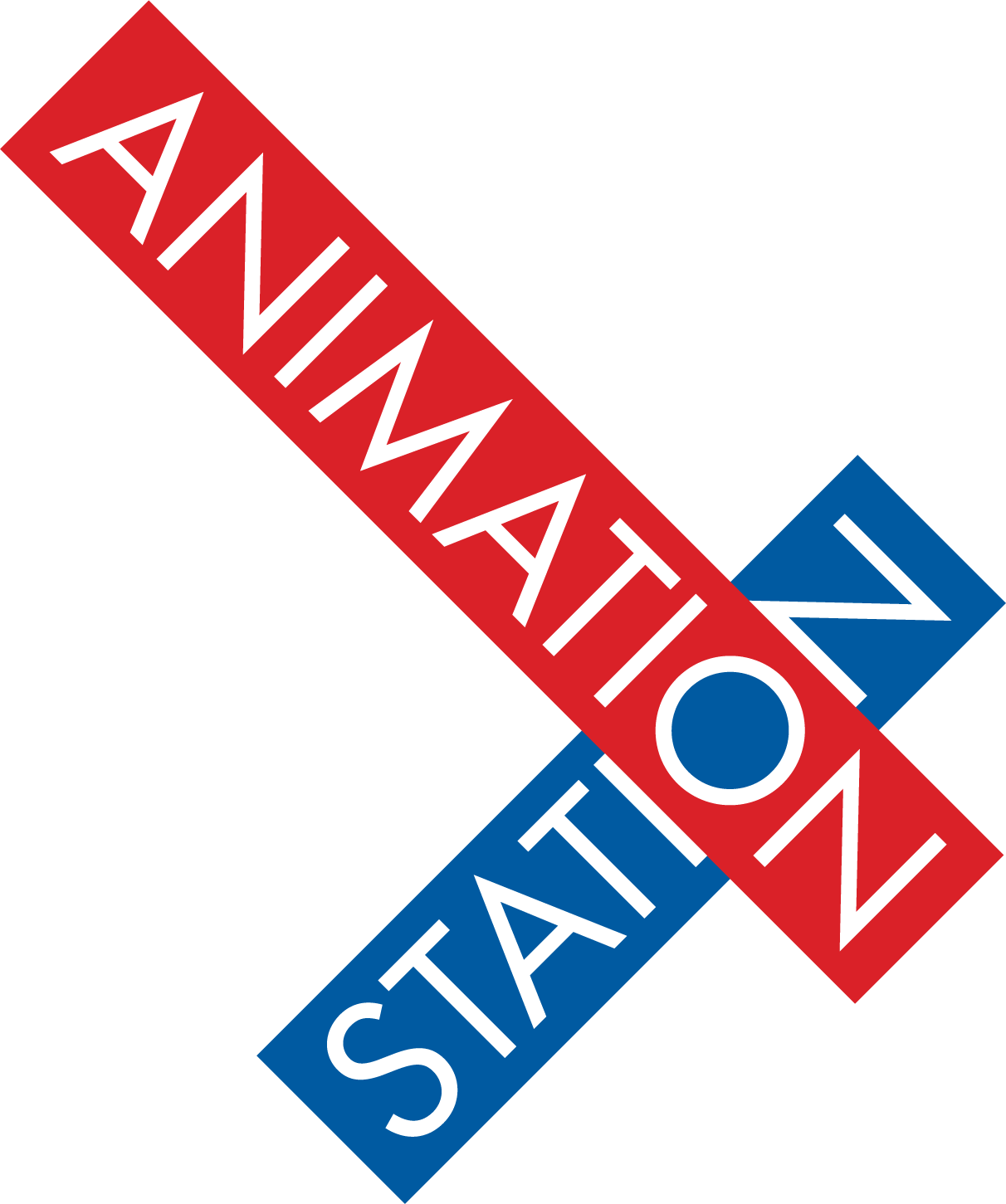 Logo Design, Animation Station Products