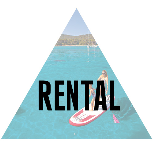 Click here to see our SUP rental rates