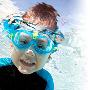 Star Tots swimming