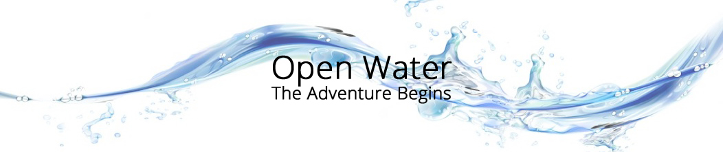 Open Water Course: the adventure begins.