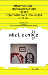 Hilarious Help for the Organizationally Challenged - Miscellaneous Tips - Ebook $7.20
