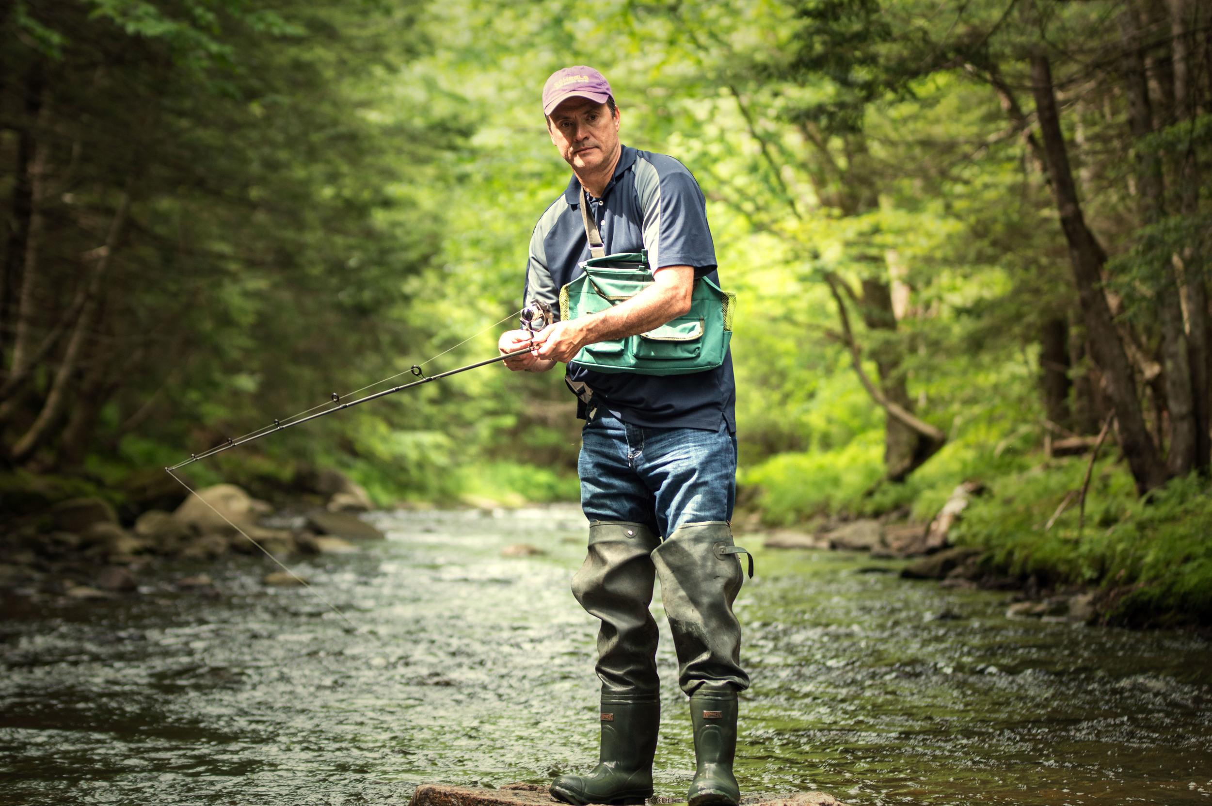 fishing in monroe, la