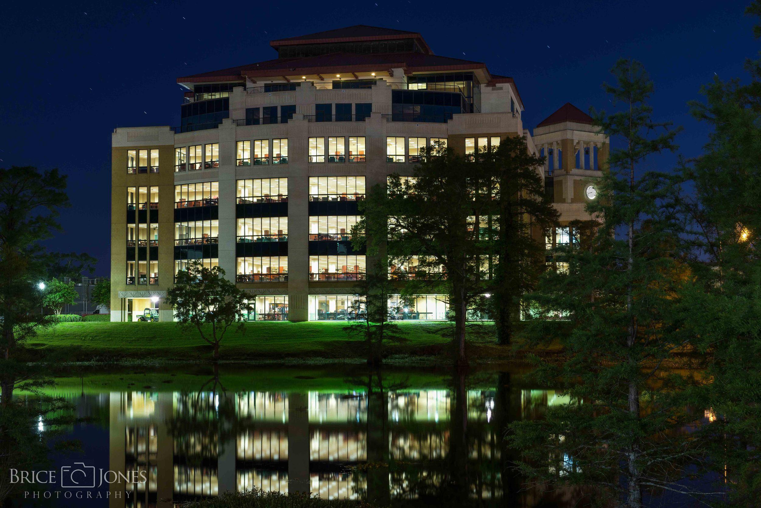 University of Louisiana at Monroe library