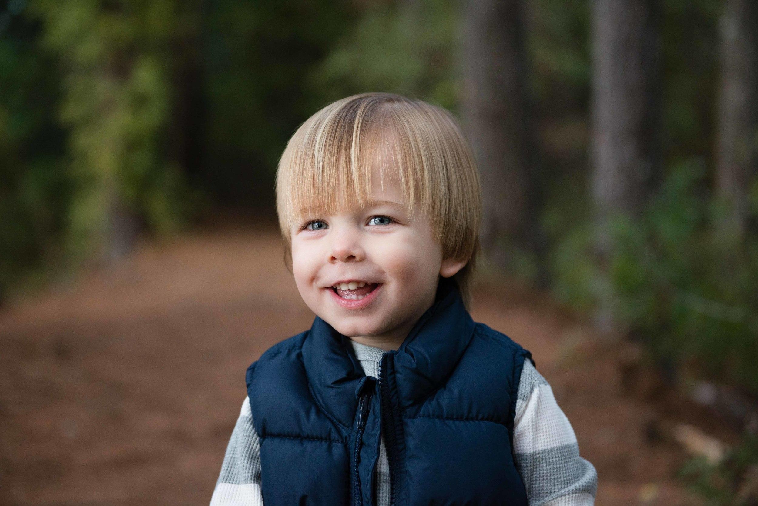 boy at kiroli park in west monroe