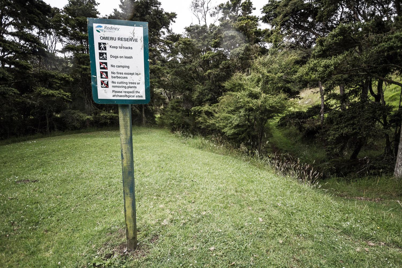 Omeru Pa Reserve