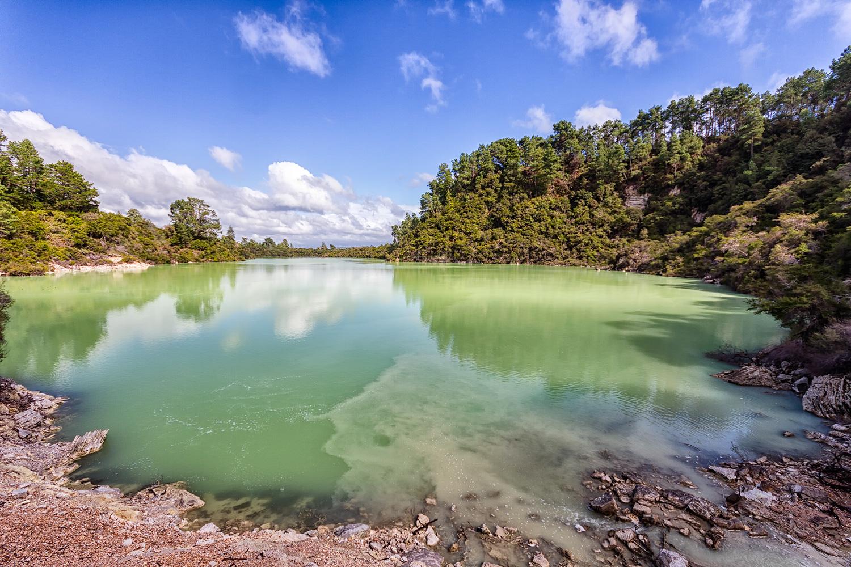 Lake Ngakoro. 10 mm | 1/60sec | f8 | ISO100