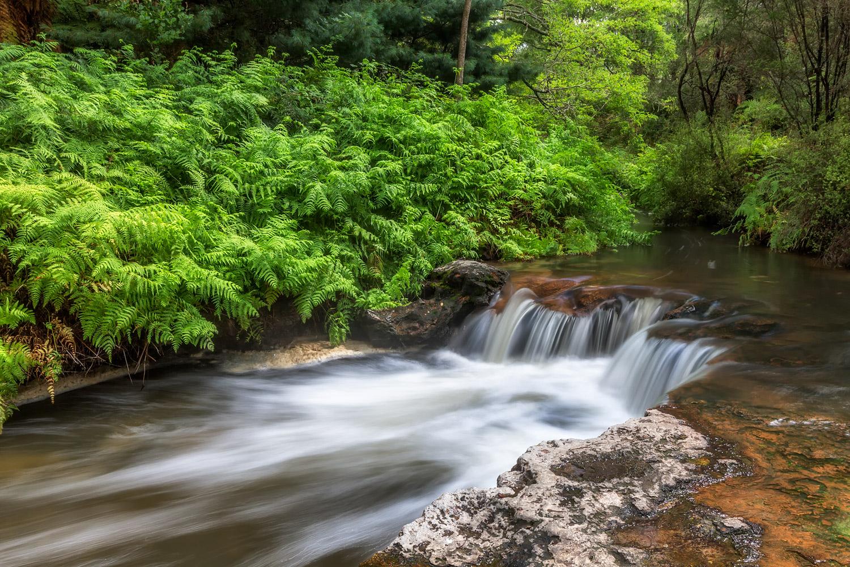 Kerosene Creek | 16mm | 1.0sec | f16 | ISO100