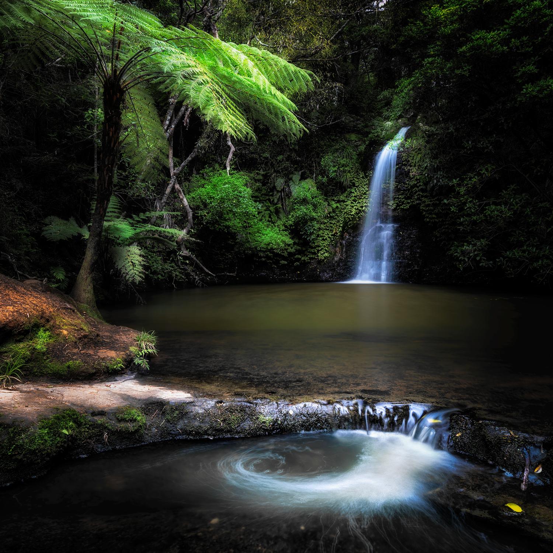 Omeru Falls | 20mm | f16 | 2.5sec | ISO100