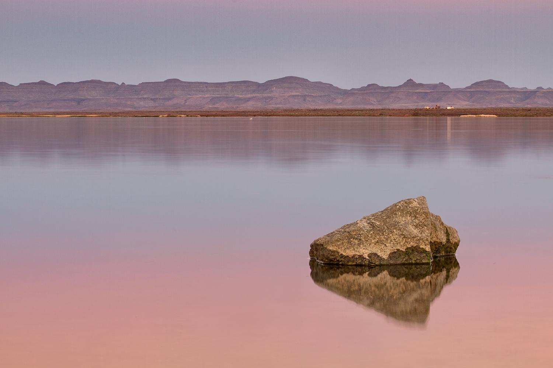 Namibian Lake
