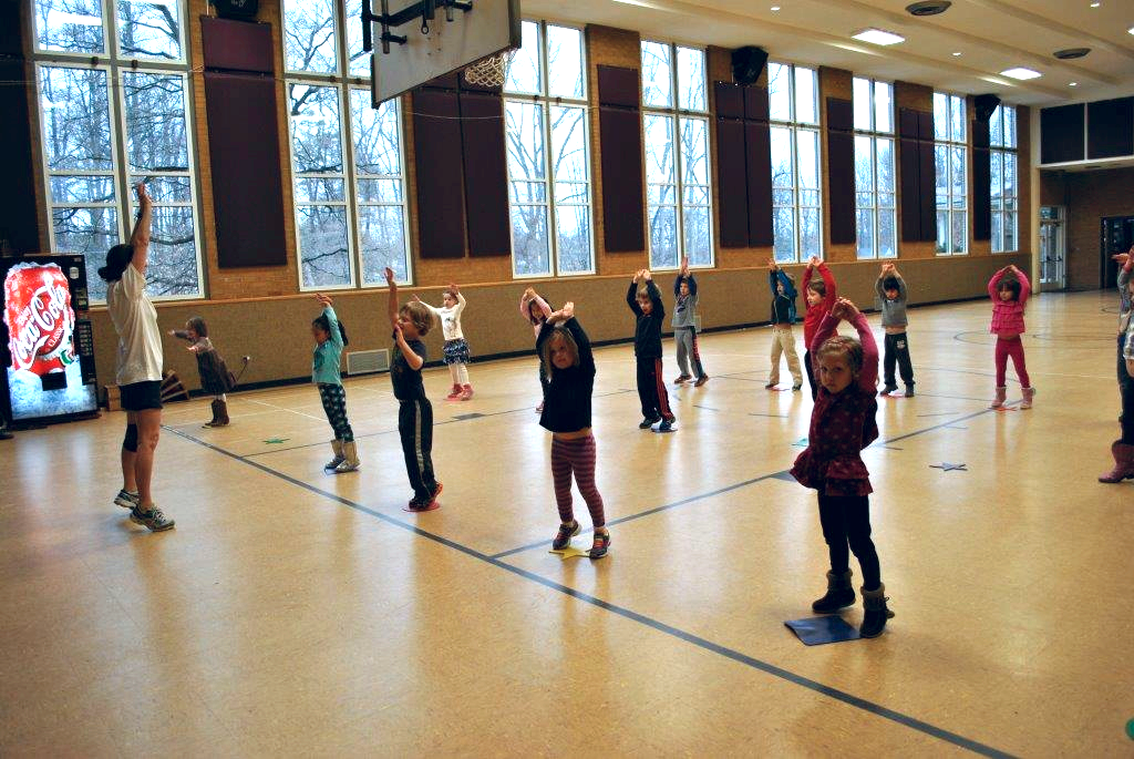 Creative Movement with Mary Jo and Cathy Vaughn