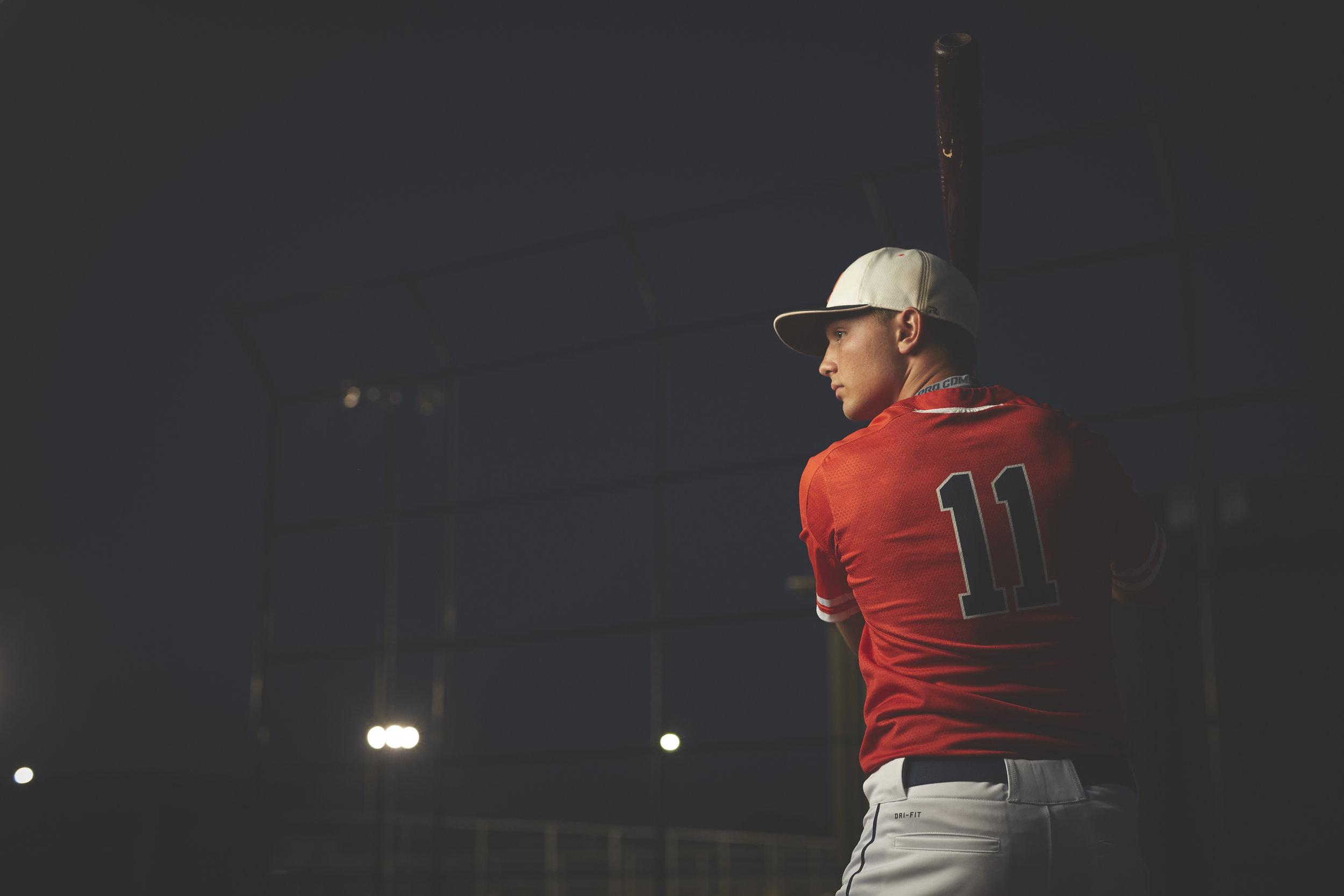 Rochester IL baseball photography