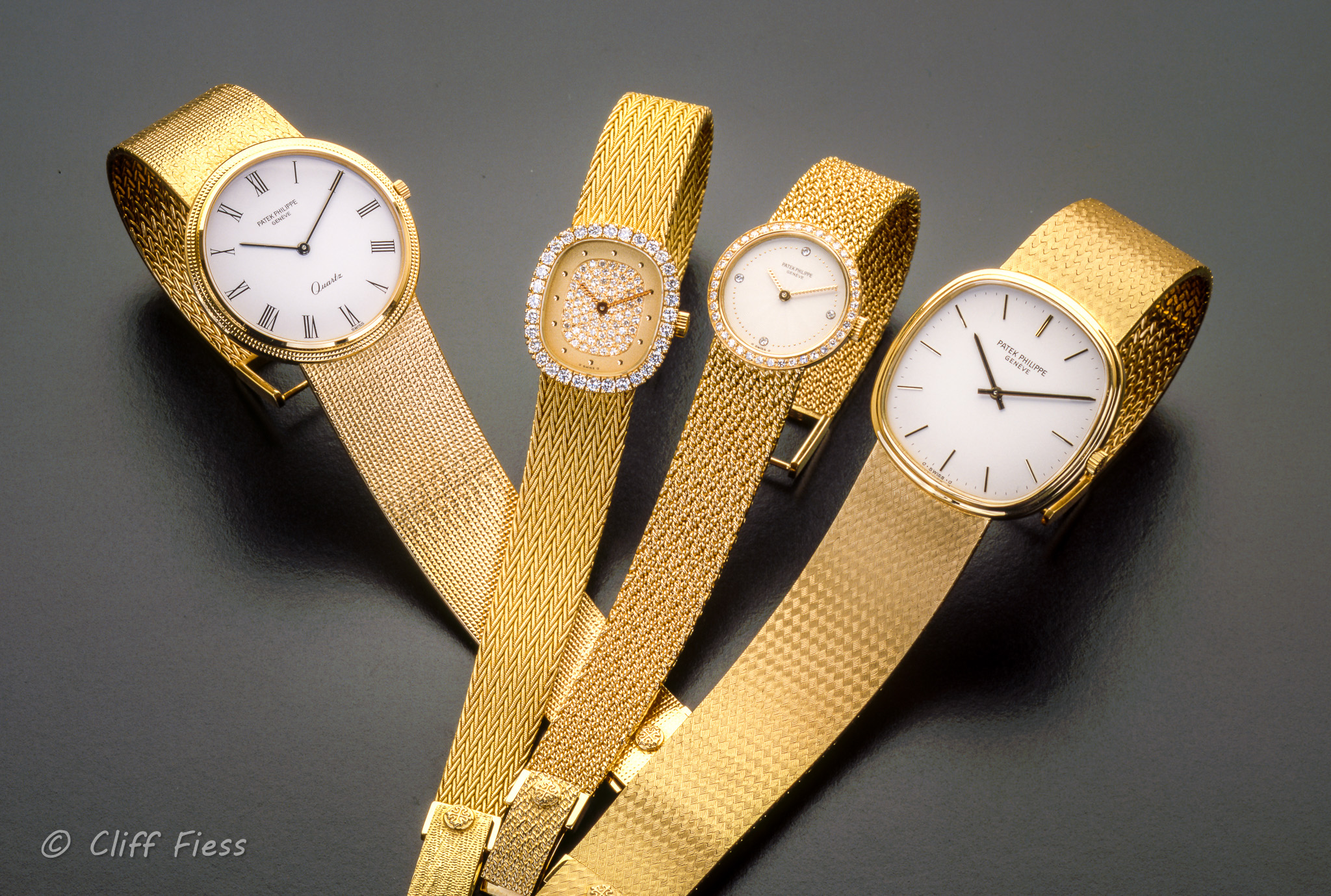 Watches as Jewelry