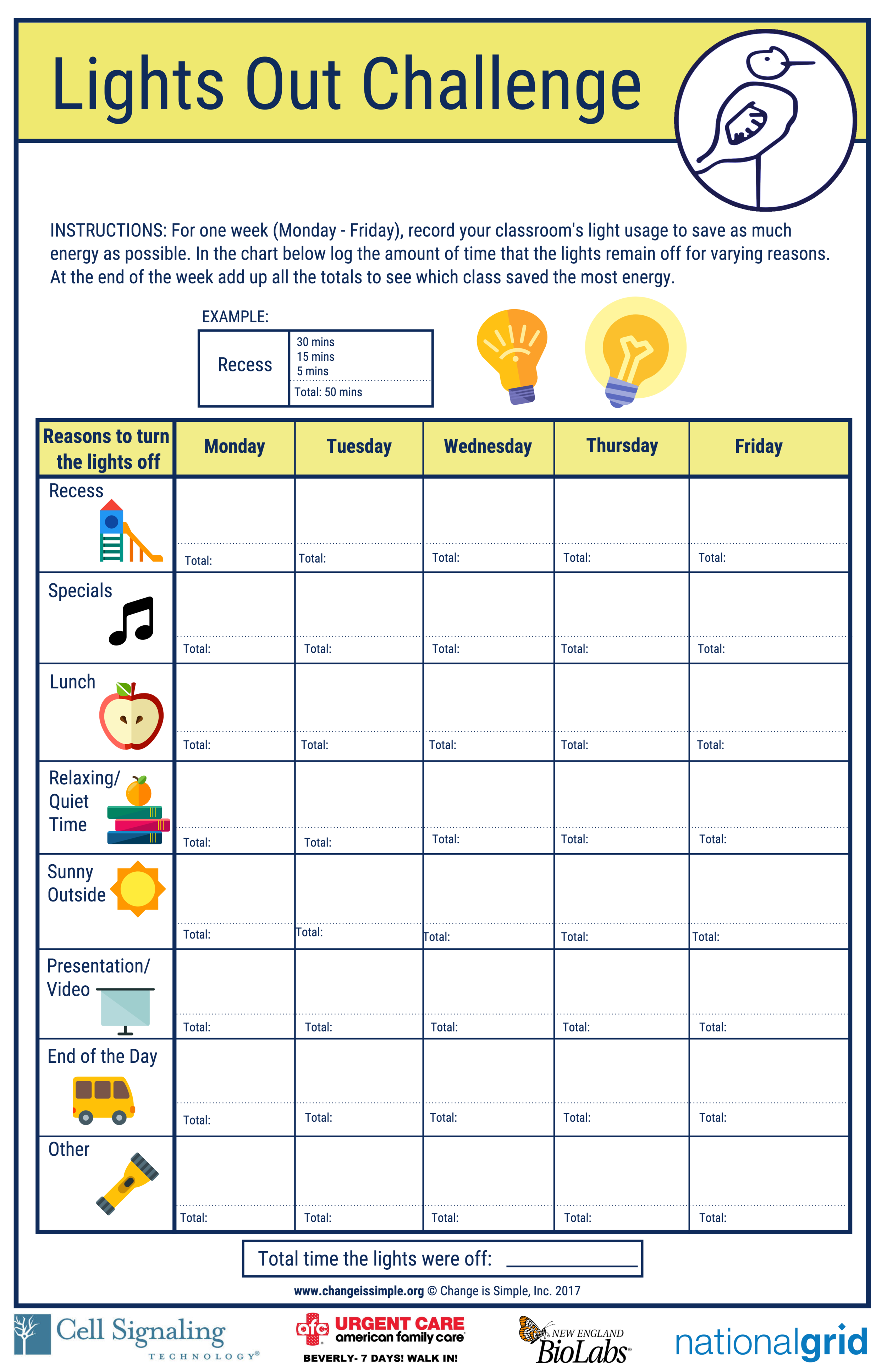 Classroom challenges that unite students in a common goal.