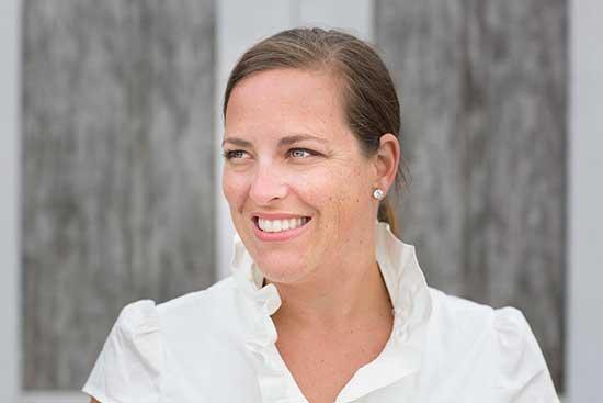 Photo of Maggie Revel Mielczarek by John A. Gessner.