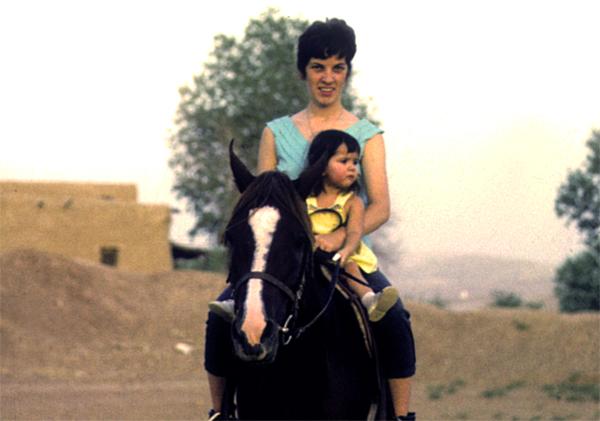 Maryann and Mithra on Pepsi