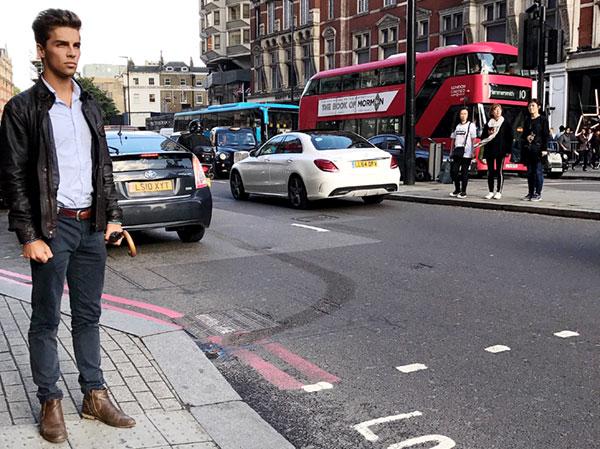 Fiendishly Handsome Brits - (Everywhere You Look!)