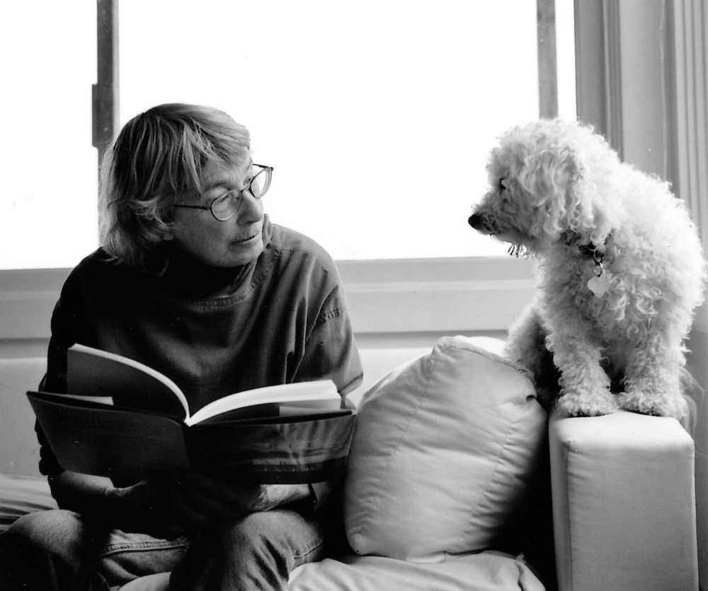 Krista Tippett's   last interview   with Mary Oliver.