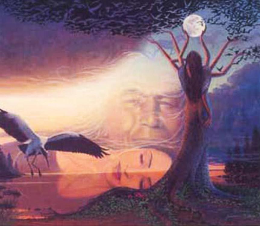 Embodied Imagination