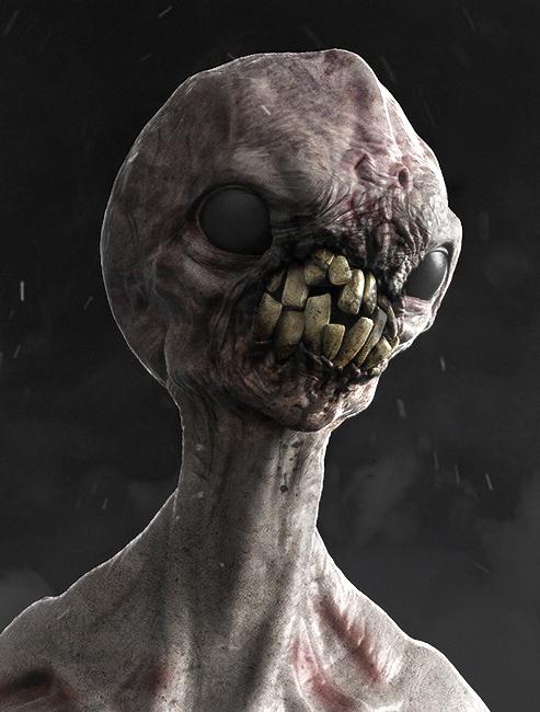 Alien paintover concept #1