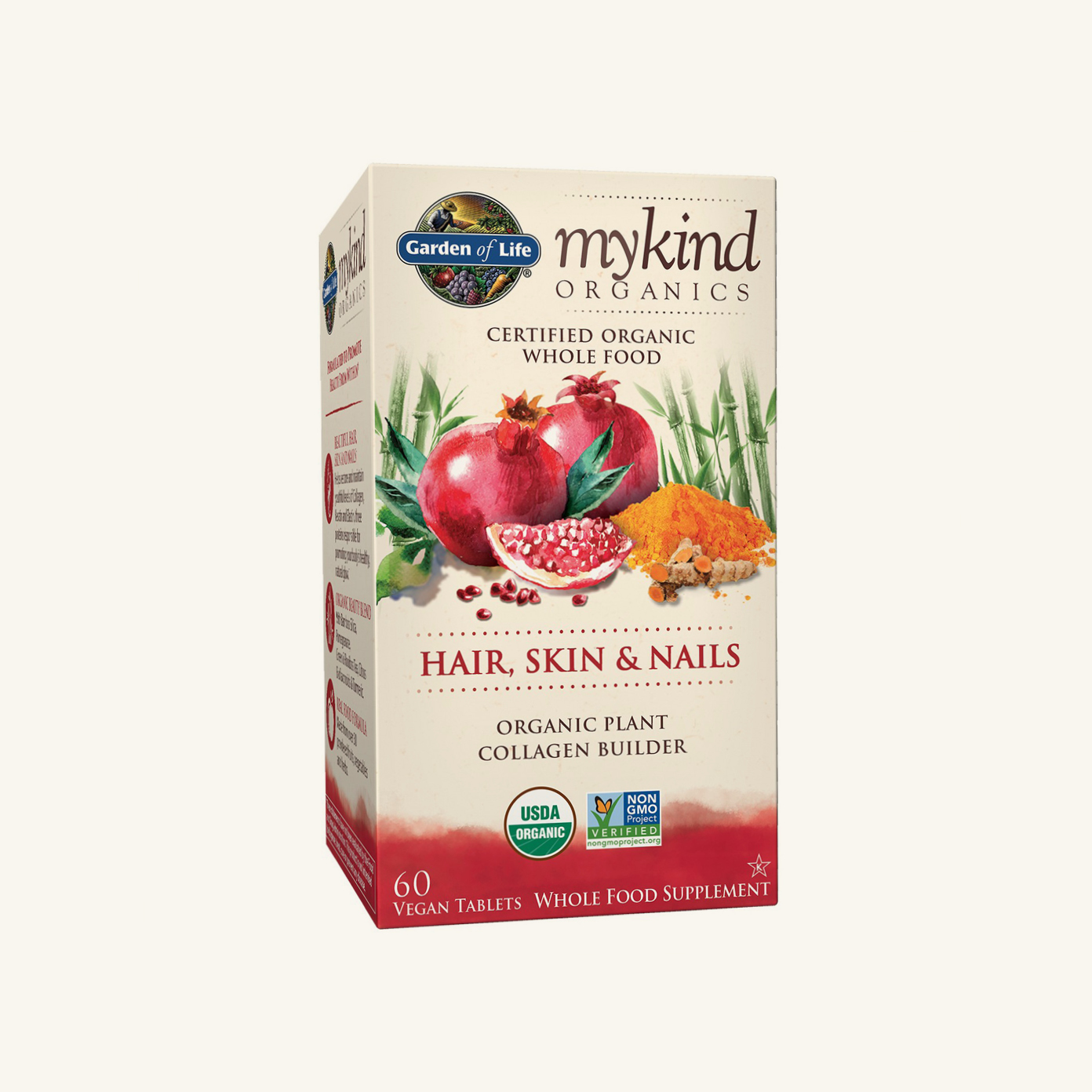 mykind Organics Plant Collagen Builder