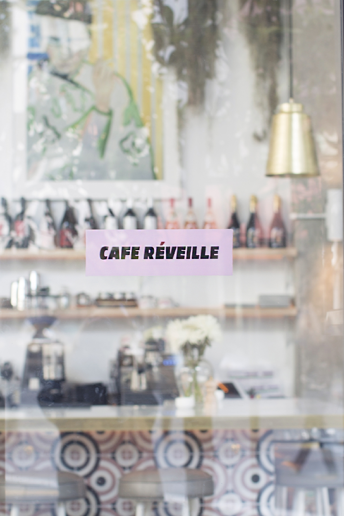 © Hannah Garvin • Reveille Coffee
