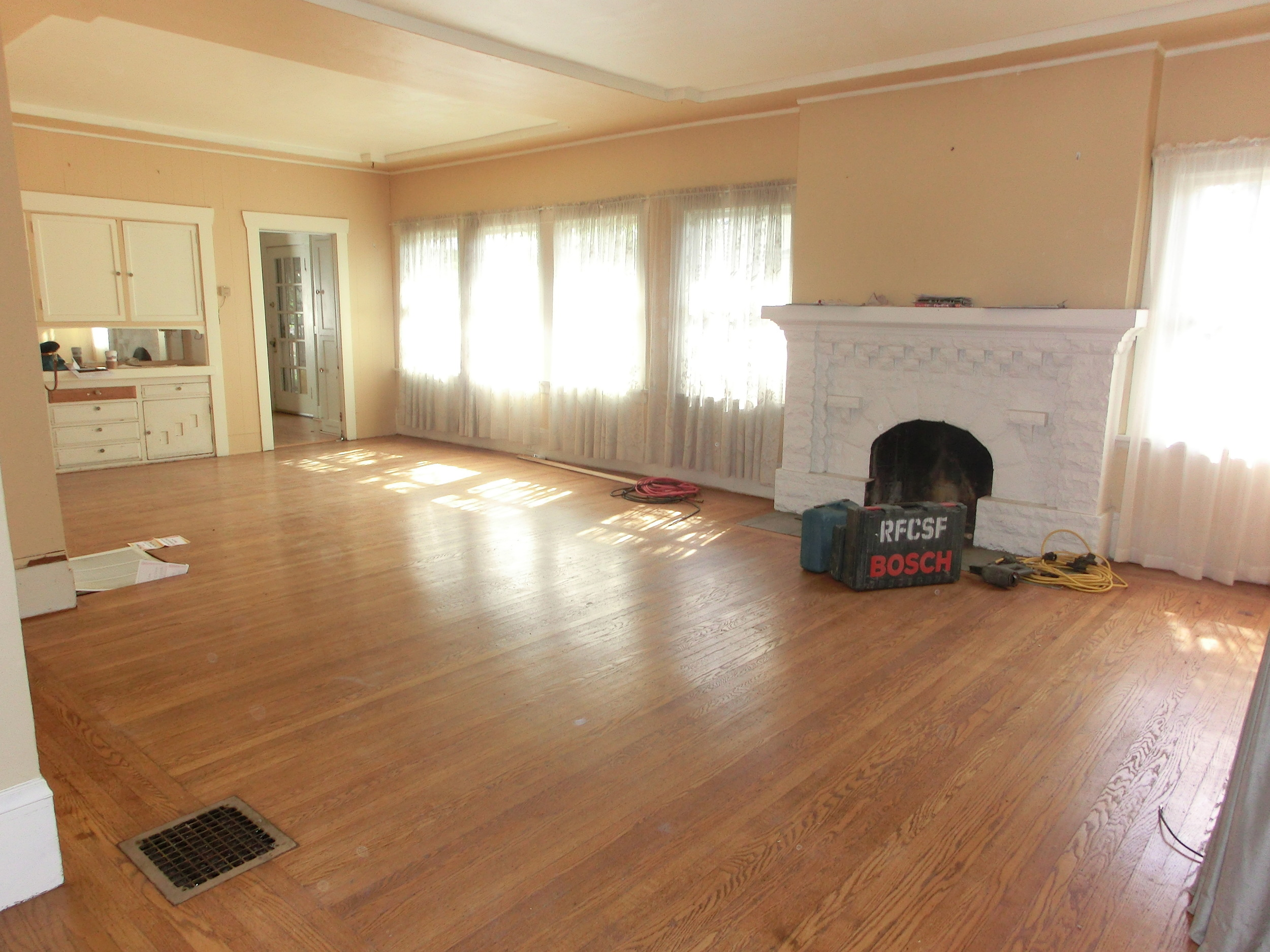 before and after staging in glenview, oakland ca
