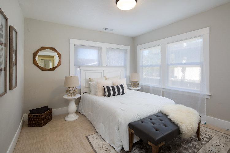 Bedroom. 5514 Laverne Oakland CA 94605