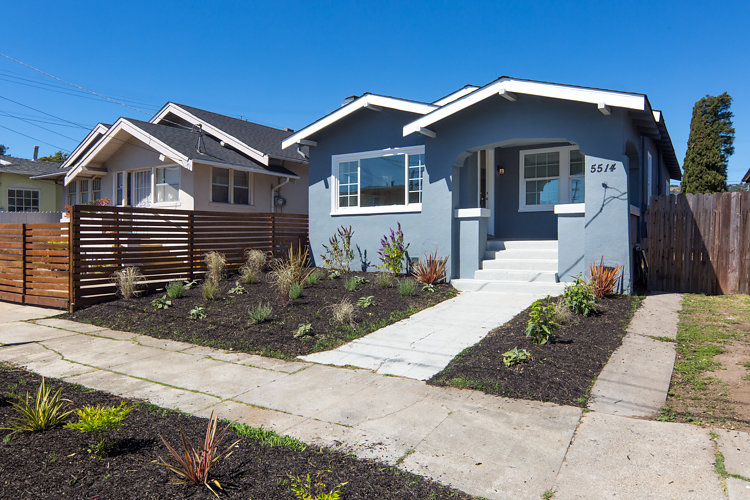 Curb Appeal. 5514 Laverne Oakland CA 94605