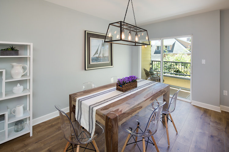 Every corner counts when staging your home--especially in our Oakland-Berkley neighborhoods which are full of charming smaller homes.