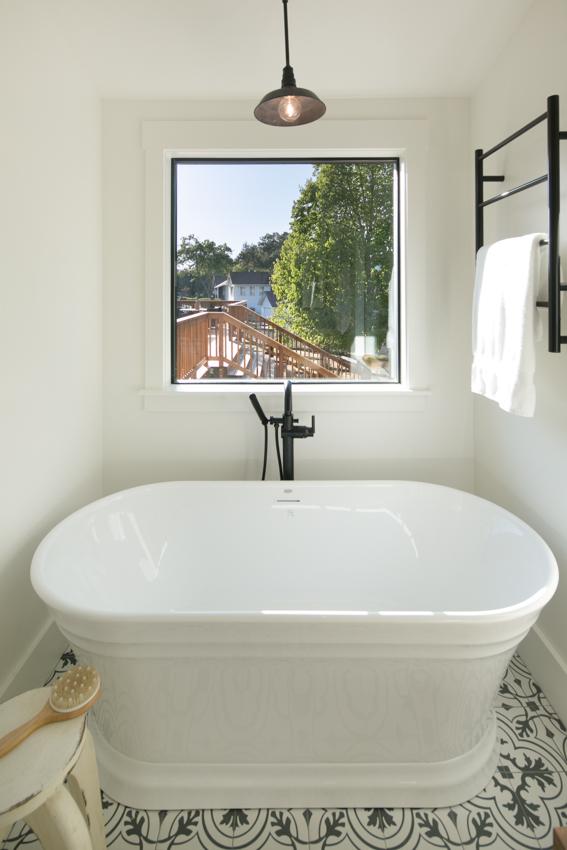 Master Bathroom tub 2008 san miguel drive walnut creek