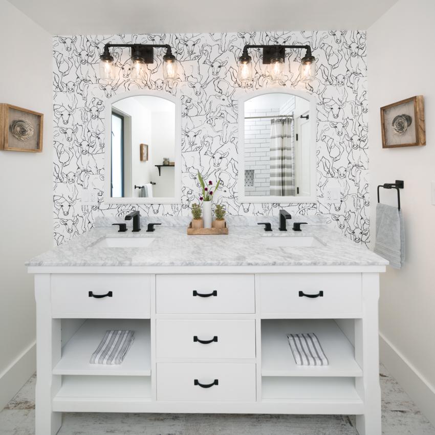kids bathroom vanity walnut creek san miguel drive