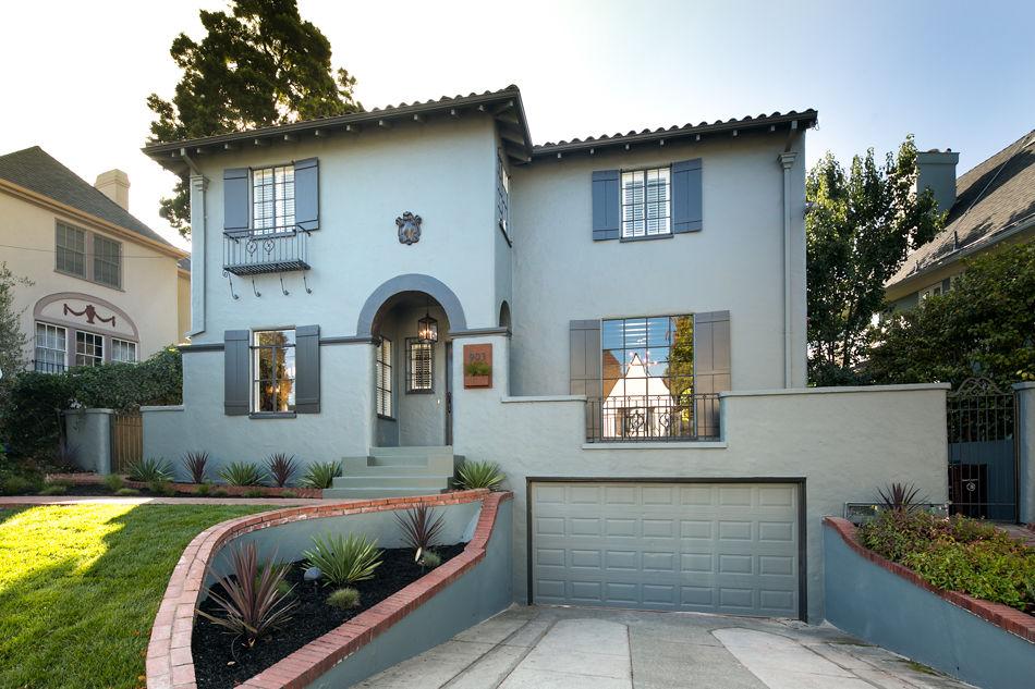 Crocker Highlands, Oakland CA 94610 Mediterranean House for Sale