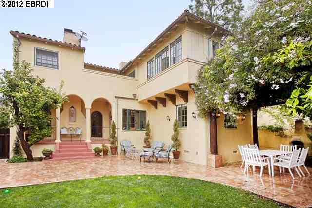 Crocker Highlands Modern Mediterranean Interior Design and Staging- before