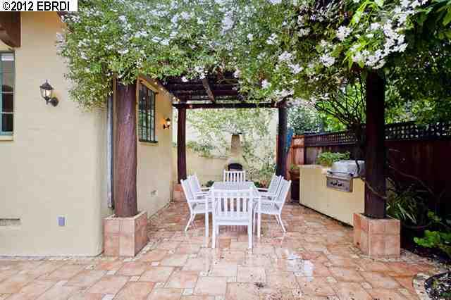Crocker Highlands Modern Mediterranean Home Design and Staging- before