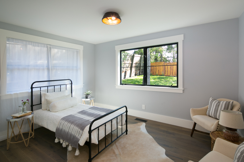 Lafayette Modern Farmhouse Home Design Renovation & Addition