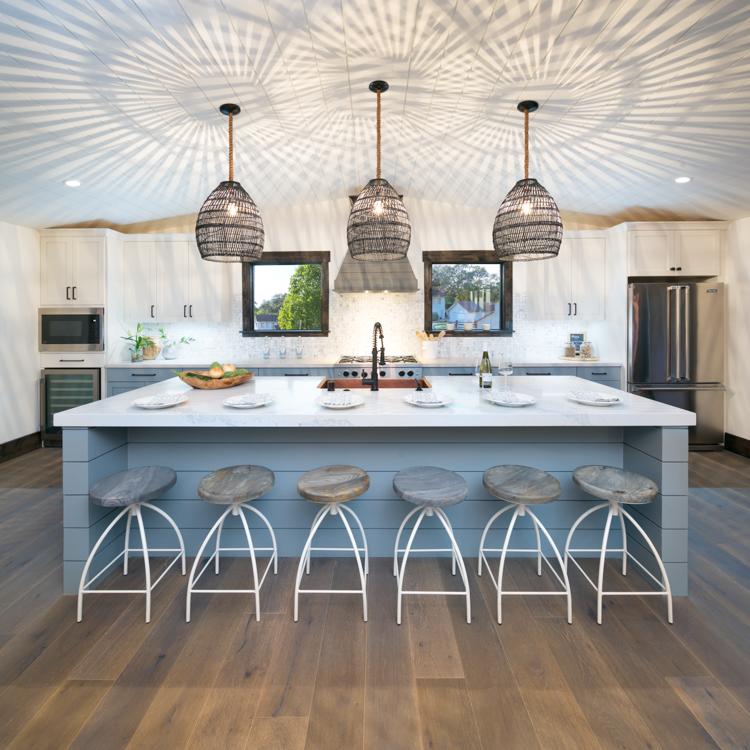 Lafayette Modern Farmhouse Kitchen Renovation & Addition