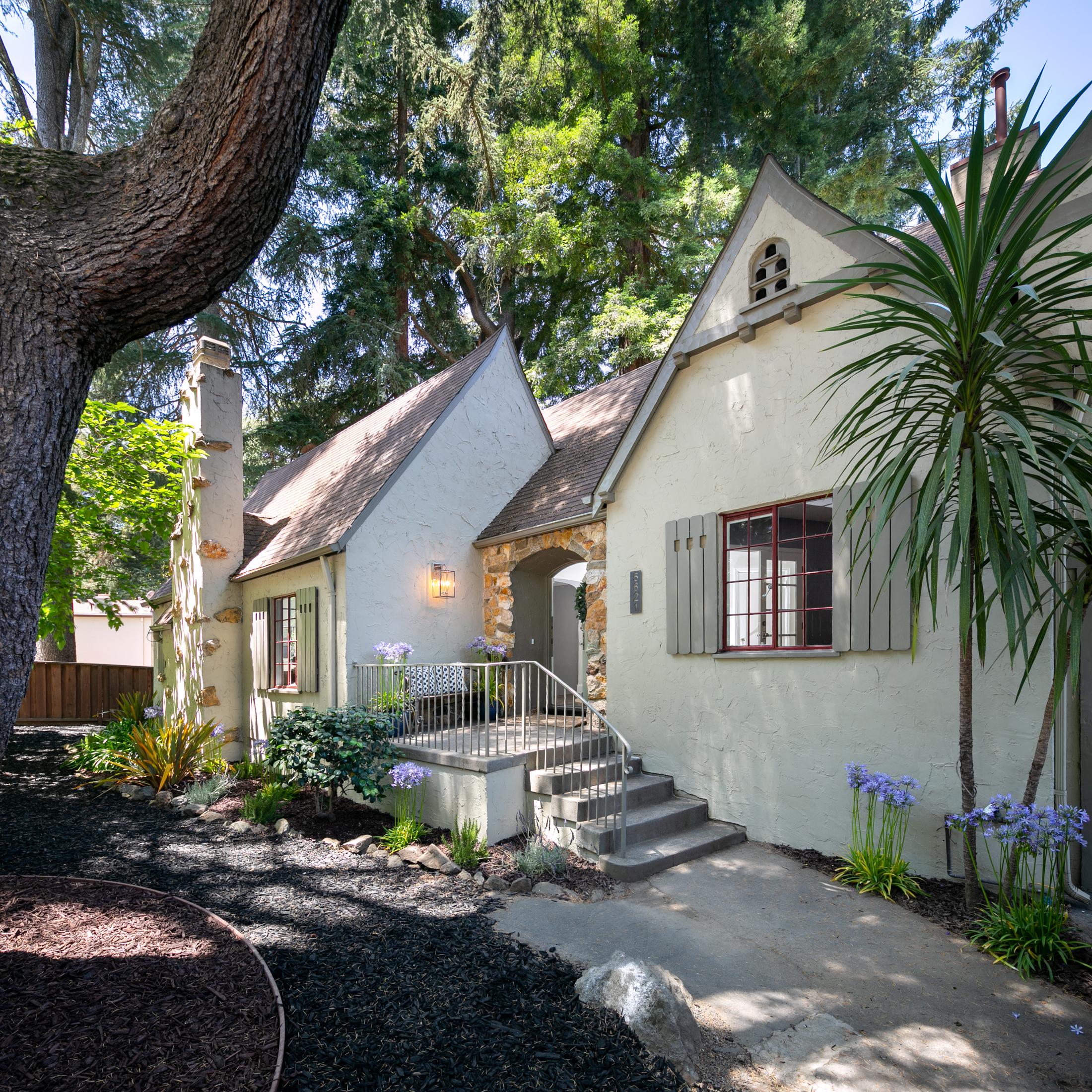 Montclair, Oakland CA 94611 Tudor House for Sale