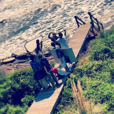 High Tide \ Folly Beach SC