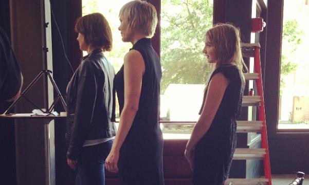 Monica, Traysie, Harriet (l-r) \ Columbia SC