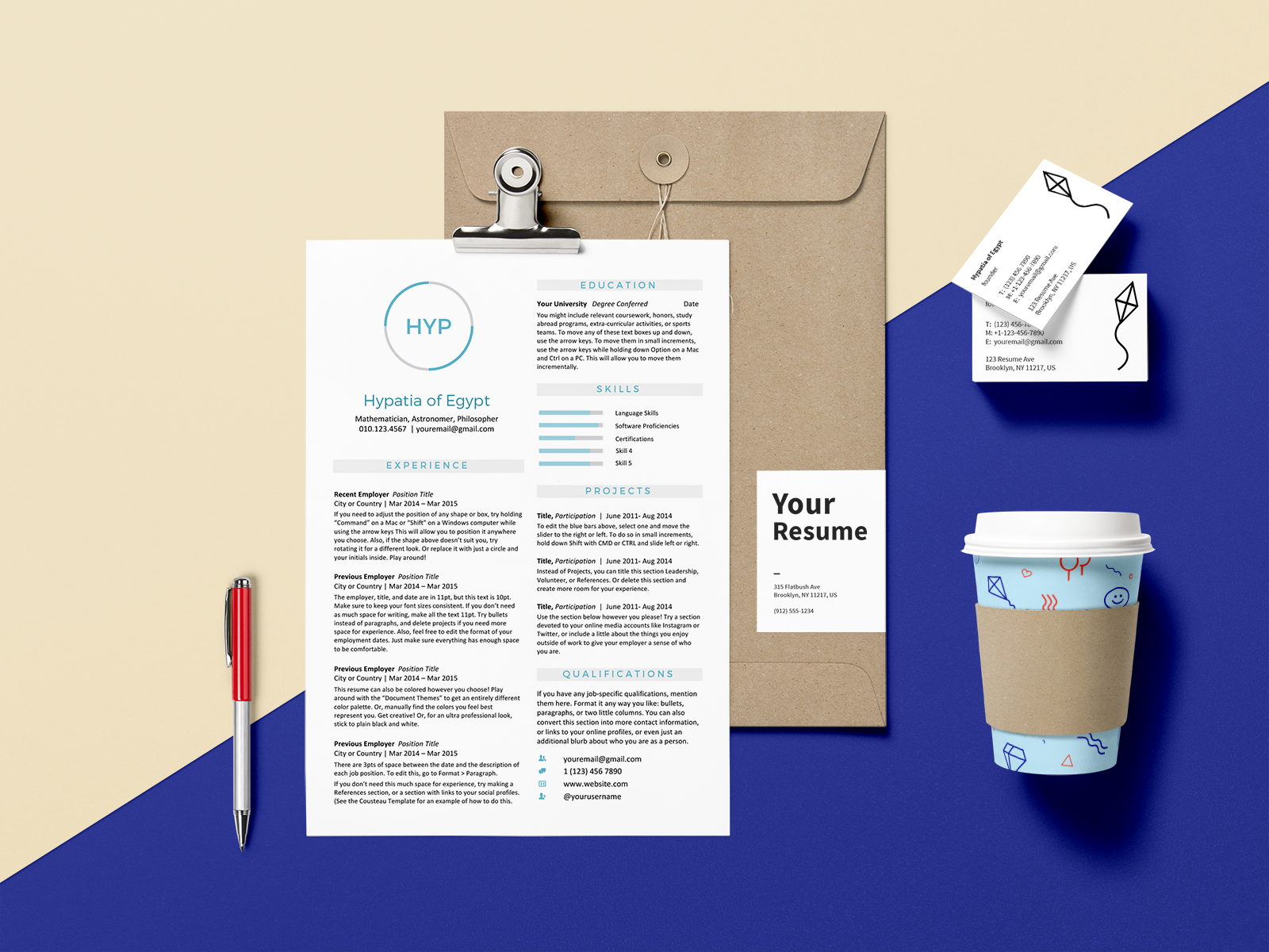 Resume Template Header.png