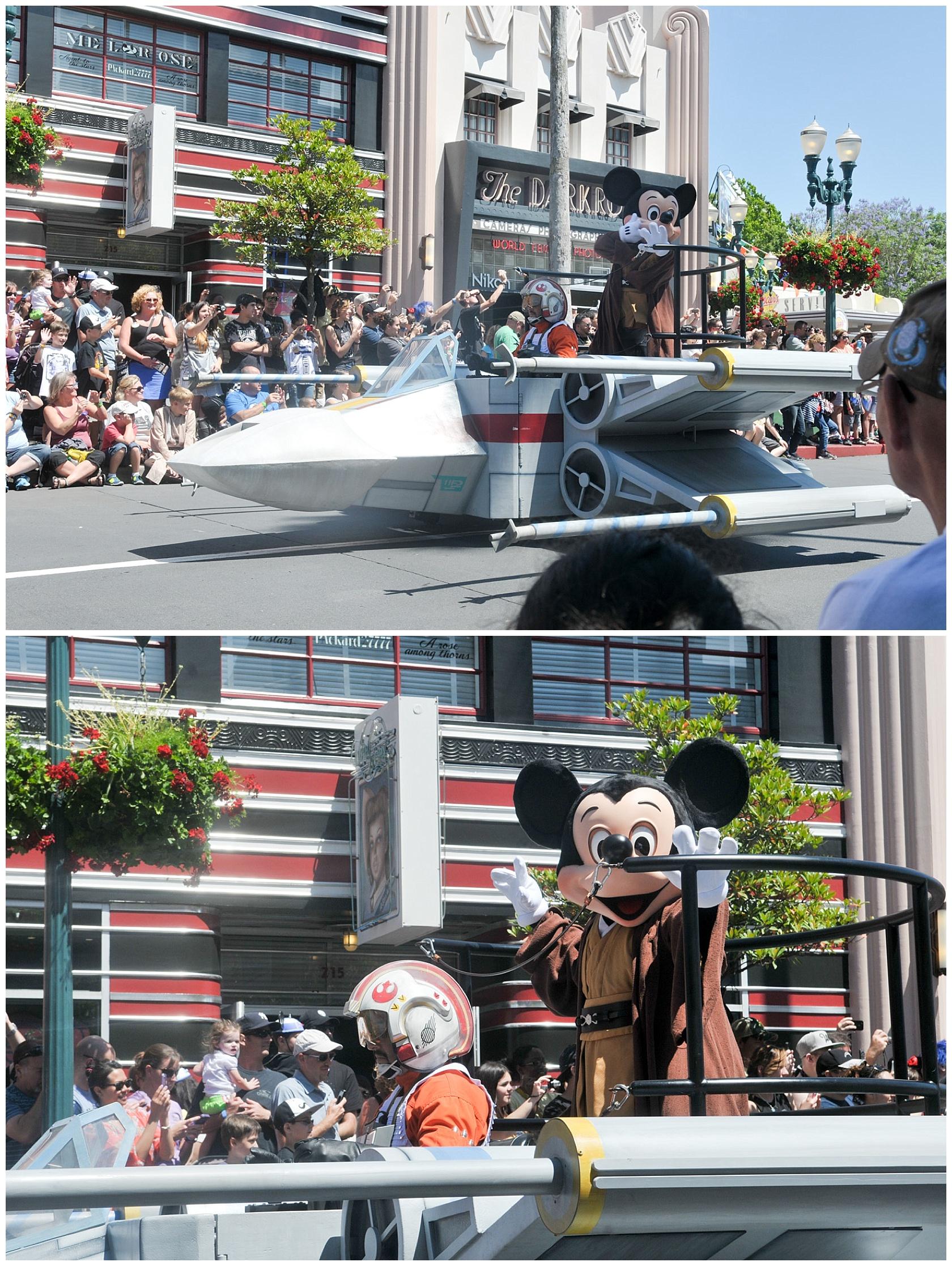 Its Jedi Mickey!