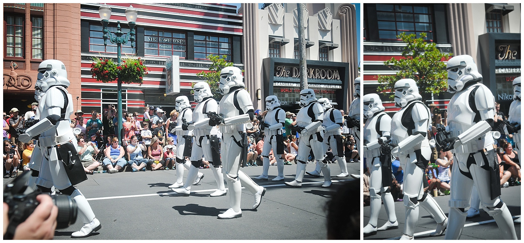Tons of storm troopers!