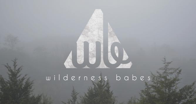 Brand Identity for Wilderness Babes