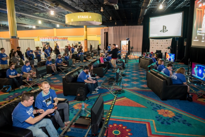 The Extra Life United tournament in Orlando.