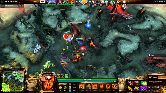 "Report My Team"": Examining Systems of Interaction in Dota 2 —"
