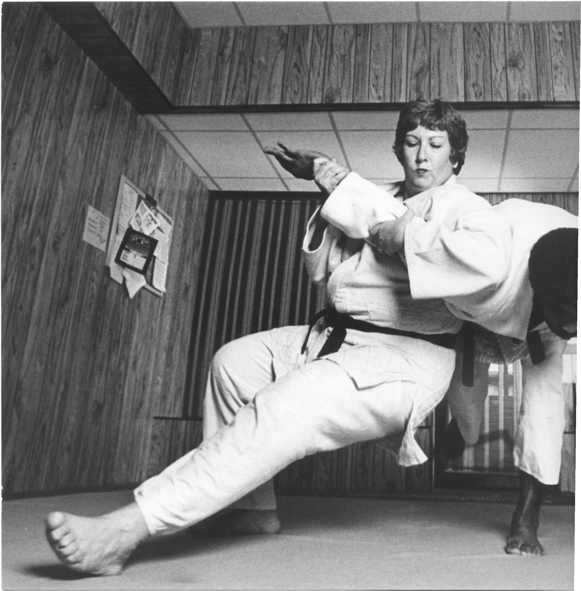 """Rena Glickman Kanokogi, known as """"Rusty,"""" died of cancer in Brooklyn, NY, on November 21, 2009 at the age of 74. She fought for many years to have women's judo made an Olympic sport; she was in Seoul, South Korea, as coach of the first U.S. women's team, when that milestone was achieved in 1988. Her efforts to promote women's judo earned her the Order of the Rising Sun, Japan's highest honor for a foreigner, a year before her death."""