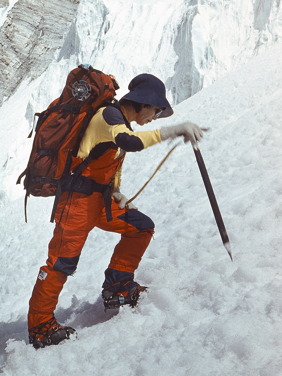 Junko Tabei is a Japanese mountain-climber who, on May 16, 1975, became the first woman to reach the summit of Mount Everest.