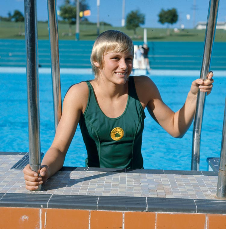 """Shane Gould had a prodigious career, and a brief one. She was still only 15, a shy and lissom schoolgirl, when she did what no Australian, male or female, has ever done - in 1972 in Munich she won three individual gold medals at a single Olympics, all of them in world record time. Earlier, she had either equalled or broken 11 world records, and in the months before those Olympics, she had simultaneous possession of every world freestyle record from 100 to 1500 metres.Within a year she decided to retire; """"Basically... it just wasn't fun any more."""""""