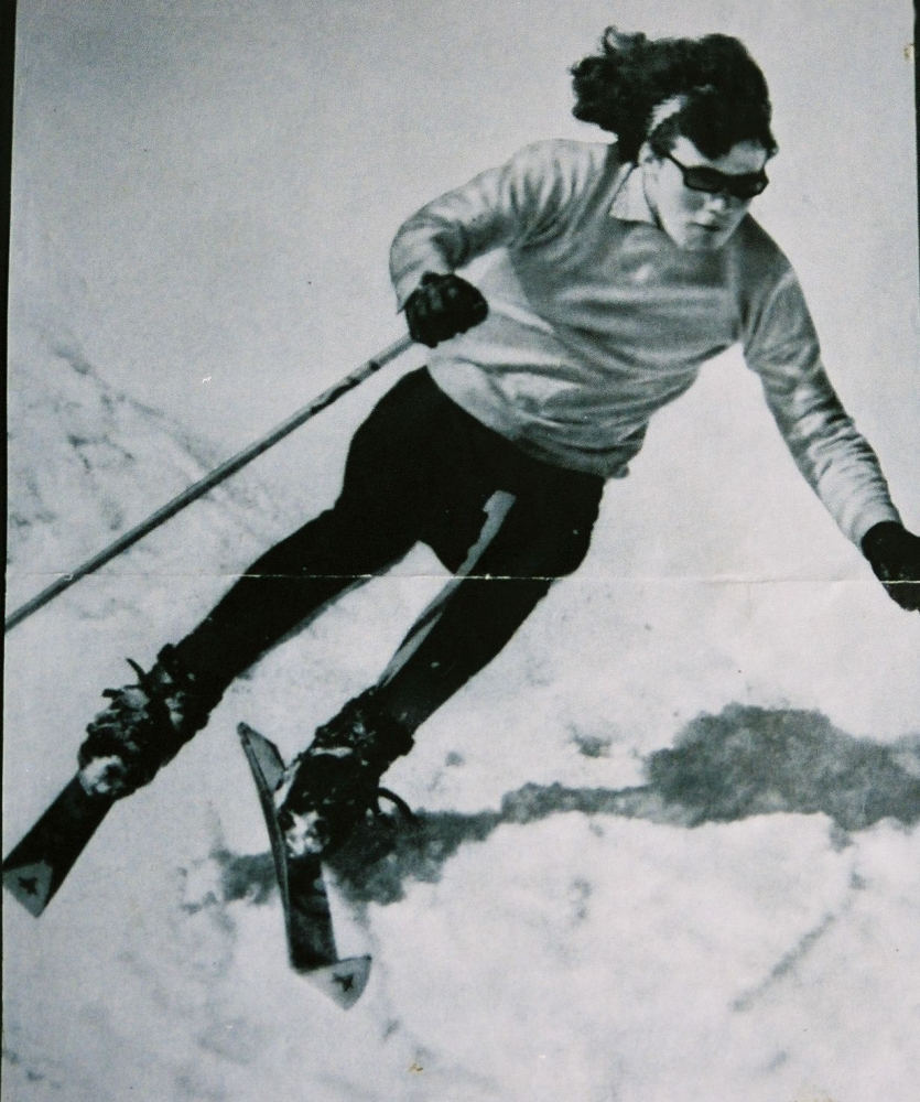"""Austrian-born Schinegger won the 1966 World Championship for women's downhill in skiing. Amidst concerns that Eastern Bloc nations were disguising male athletes to compete as females, the 1968 Winter Olympics marked the first occurrence of gender testing for athletes. Schinegger, raised as a girl, was stunned when test results from her saliva revealed she was intersex with chromosomes. Barred from competing in the Games, Schinegger began a hormone regimen, underwent surgery and began living his life as """"Erik"""". He later trained for the 1972 Games but was denied a spot on the Austrian National Men's Ski Team."""